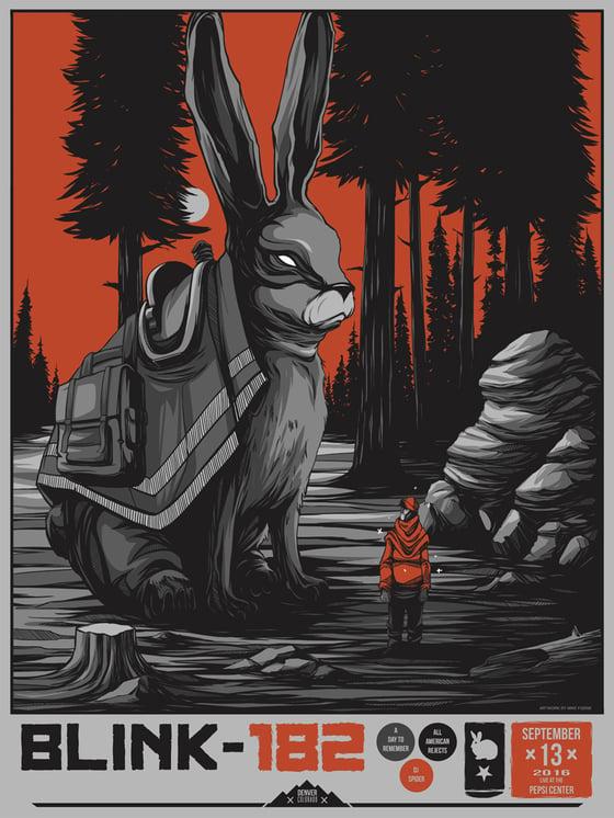 Image of Blink-182 - Denver, CO