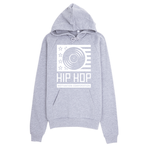 Image of Hip Hop Motivation Logo Unisex Hoodie