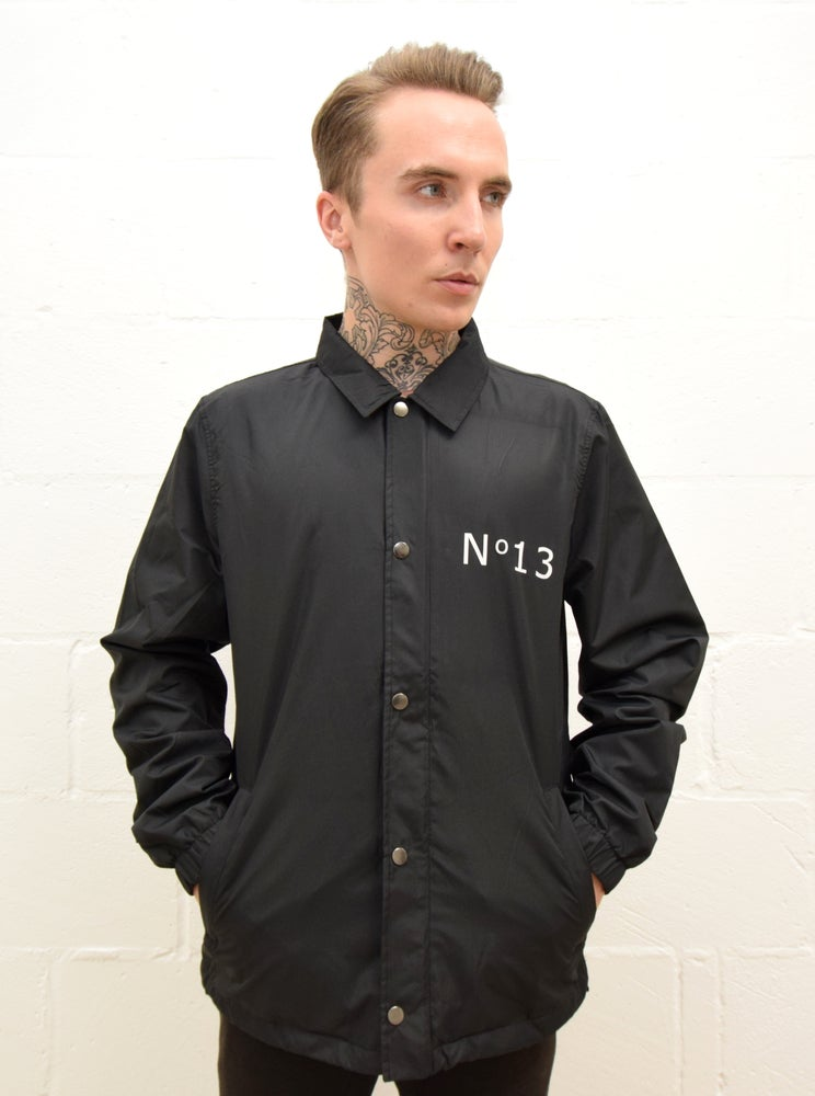 Image of №13 Men's coach Jacket