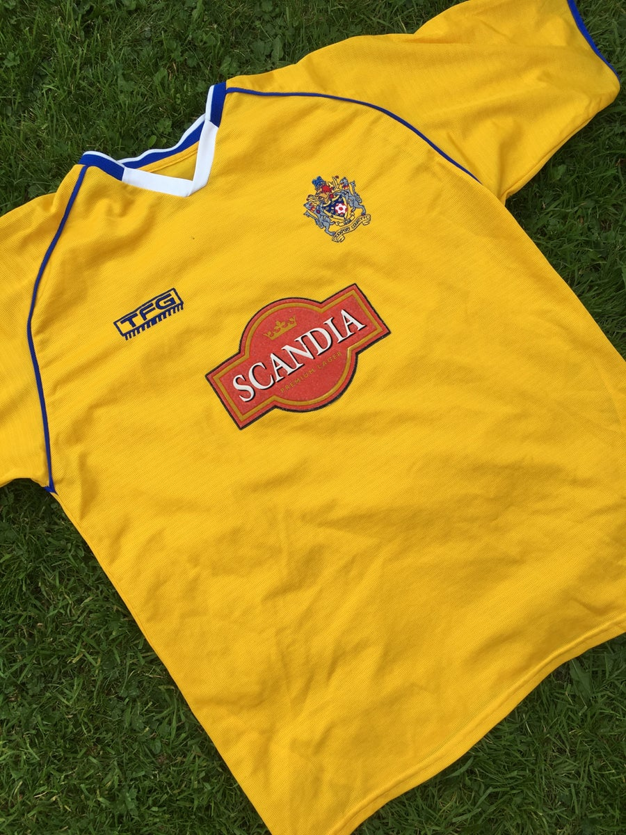 Image of Replica 2003/04 TFG Away Shirt