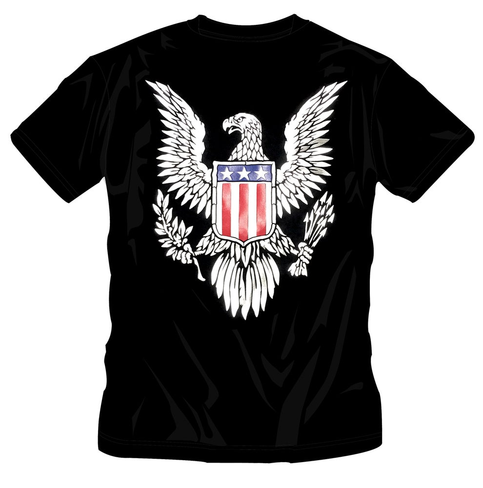 Image of #13 EAGLE AMERICA TSHIRT