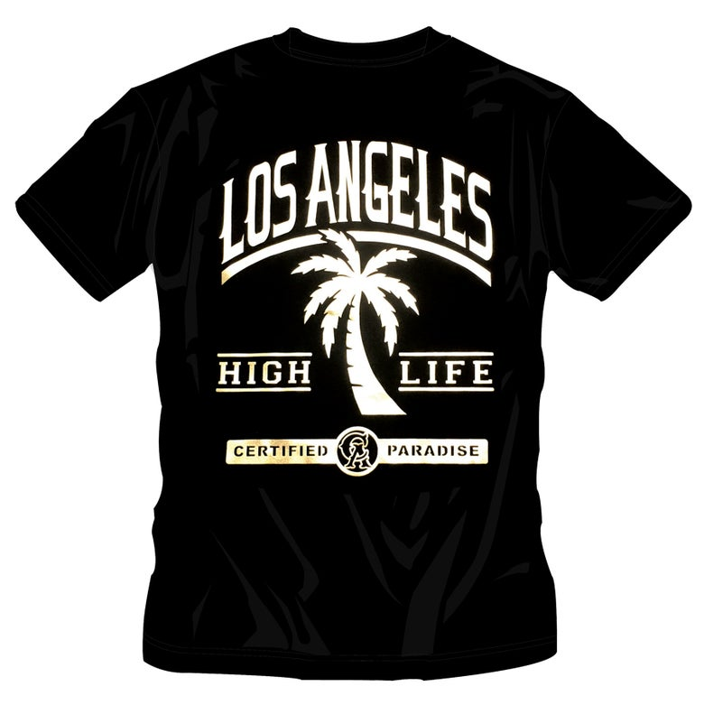 Image of #14 LA HIGH LIFE TSHIRT