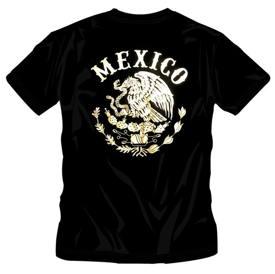 Image of MEXICO - EAGLE T-SHIRT