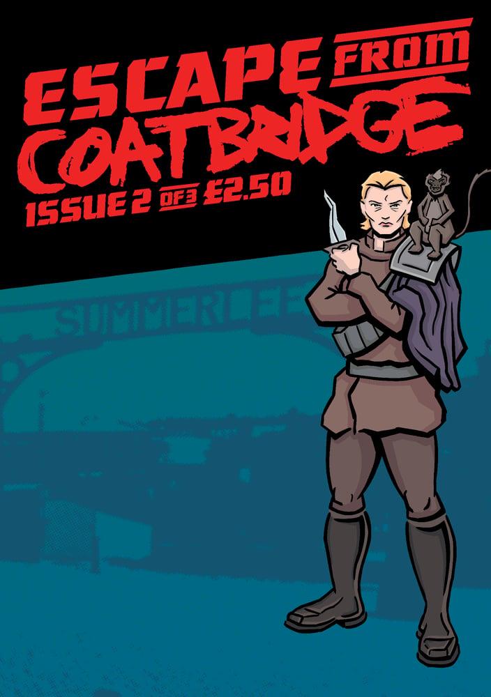 Image of Escape From Coatbridge Issue 2