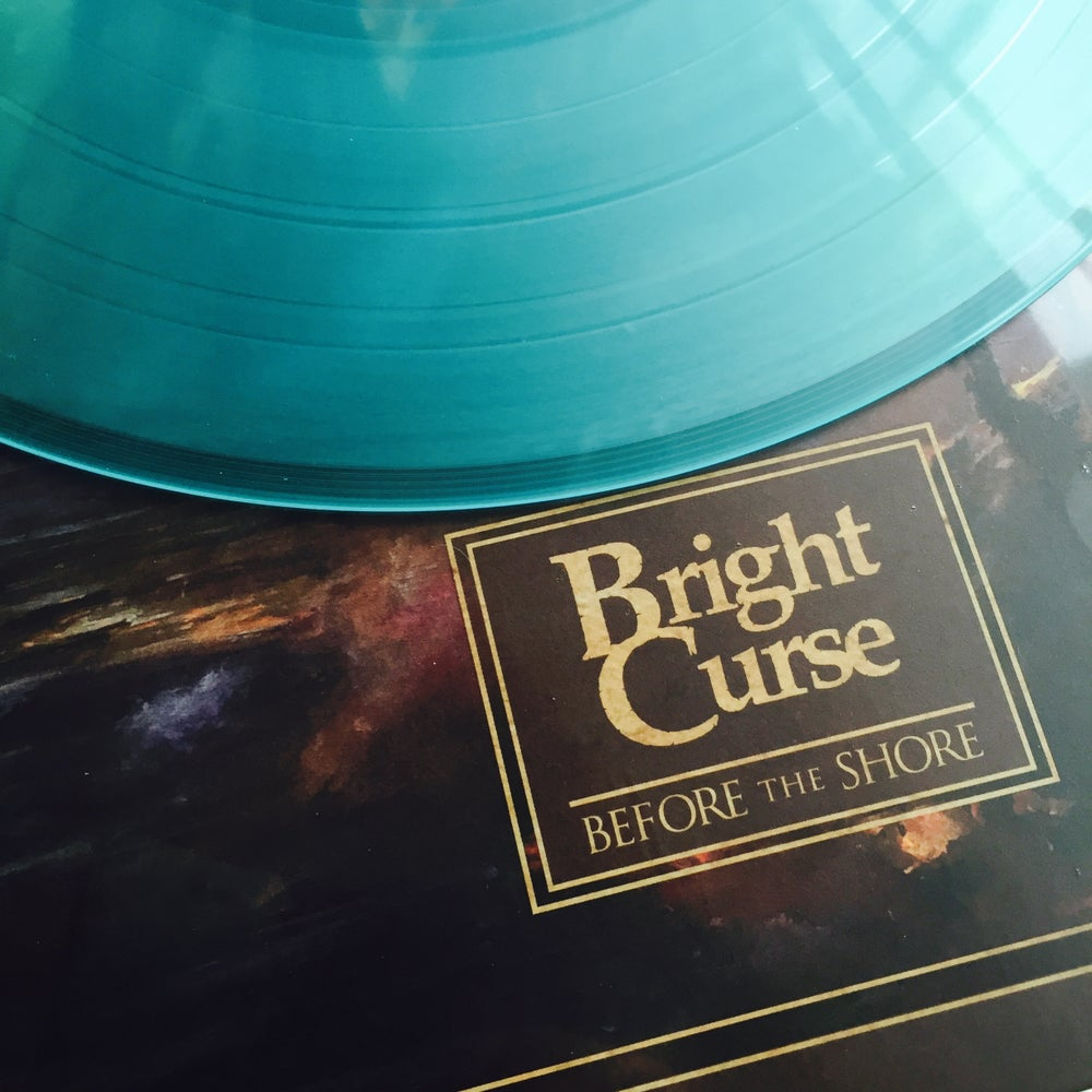 Image of Bright Curse - Before The Shore [LP]