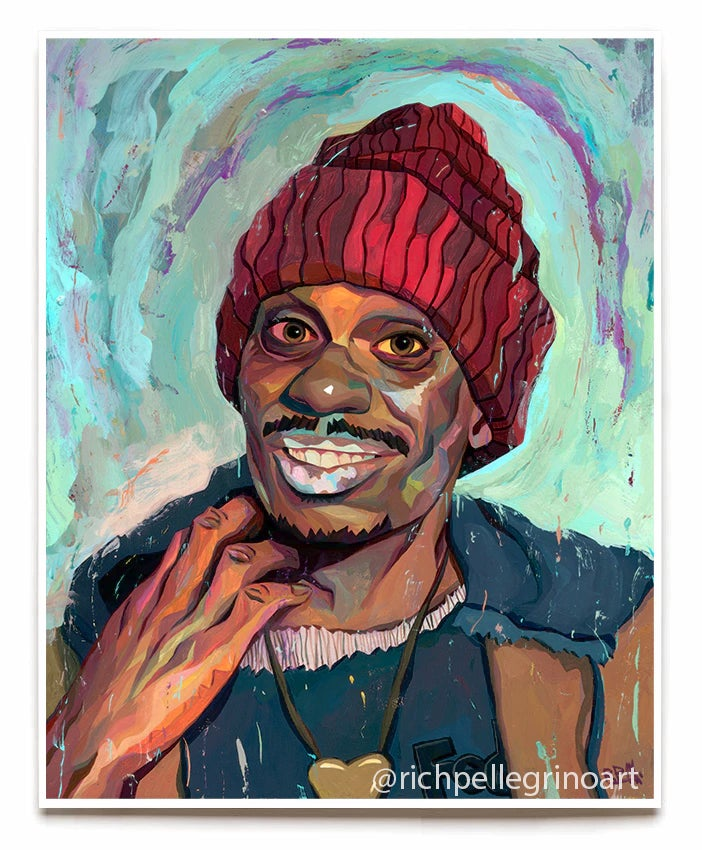 Image of Tyrone Biggums Chappelle 16x20 Print