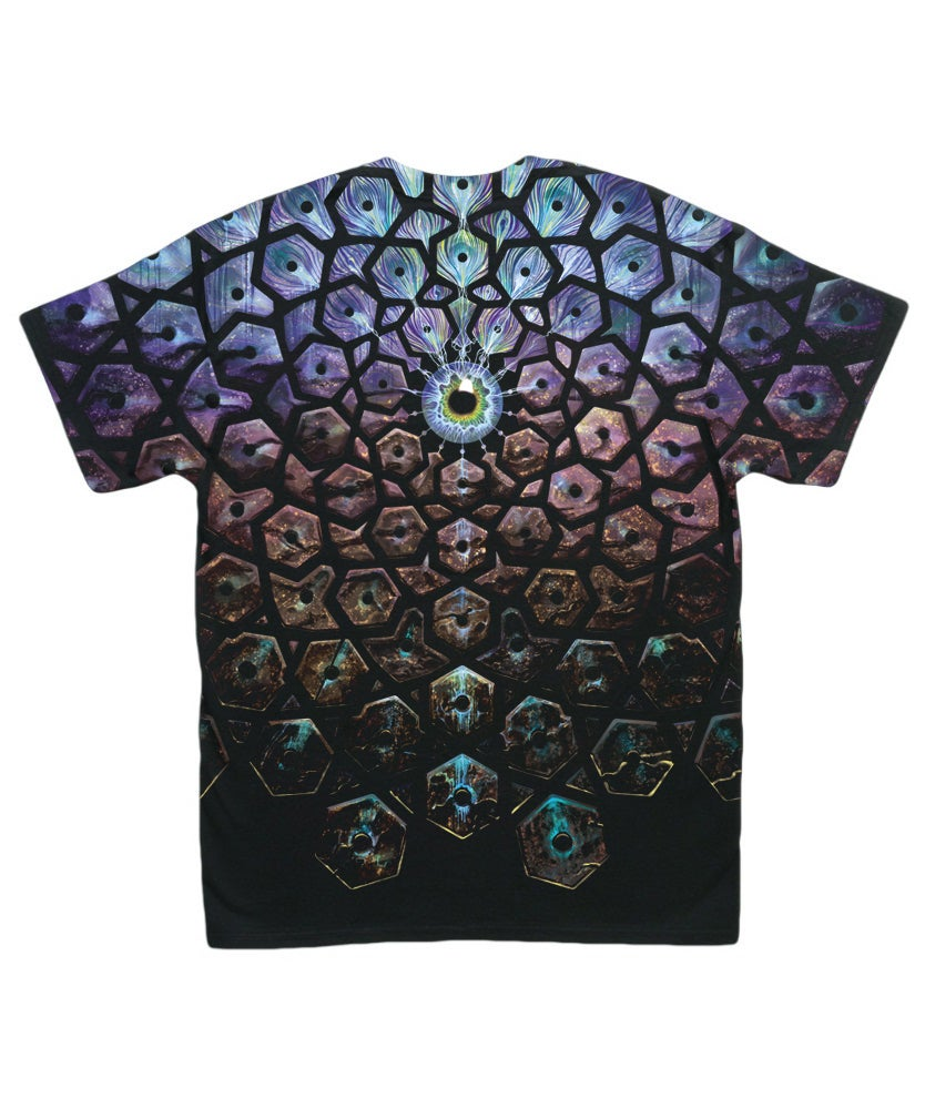 Image of LIMITED EDITION - 'PRIDE' FULL PRINT SHIRT