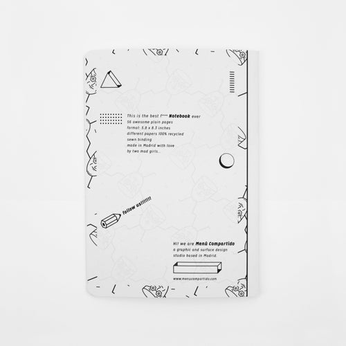 Image of NOTEBOOK <b>Tea party</b>