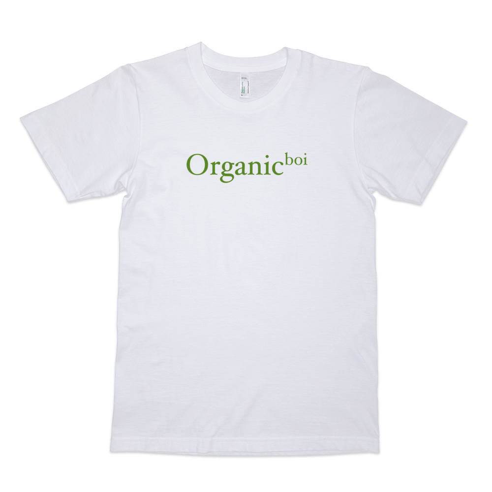 Image of Organic Mens T-Shirt