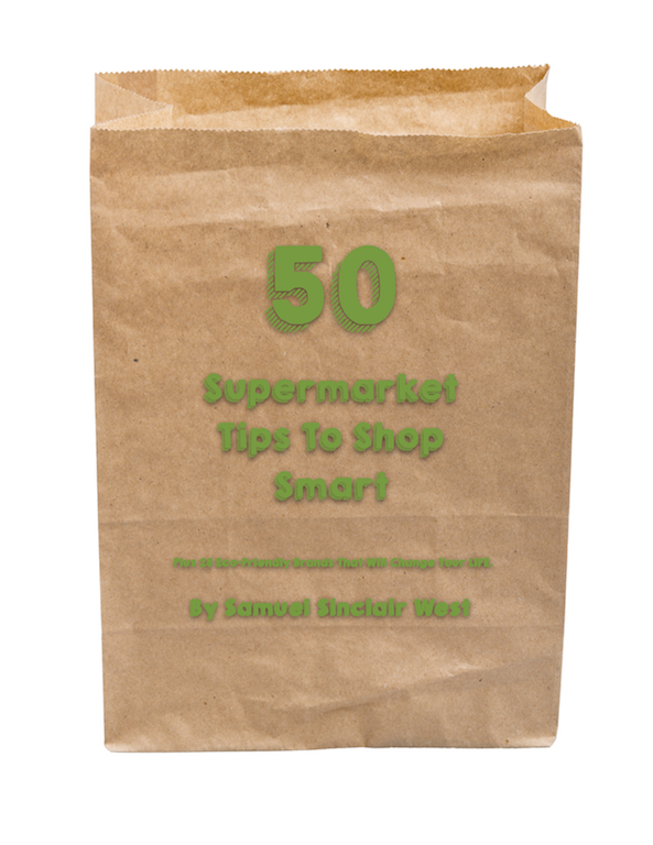 Image of 50 Supermarket Tips To Shop Smart (E-book)