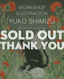 Image of SOLD OUT: 4 day illustration workshop in Seville, Spain