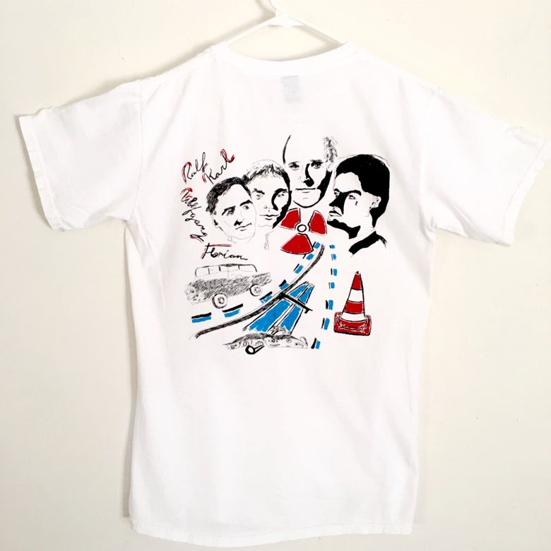 Image of KRAFTWERK Fan T-Shirt