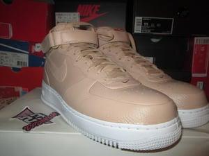 "Image of Air Force 1 Mid NikeLab ""Vachetta Tan"""