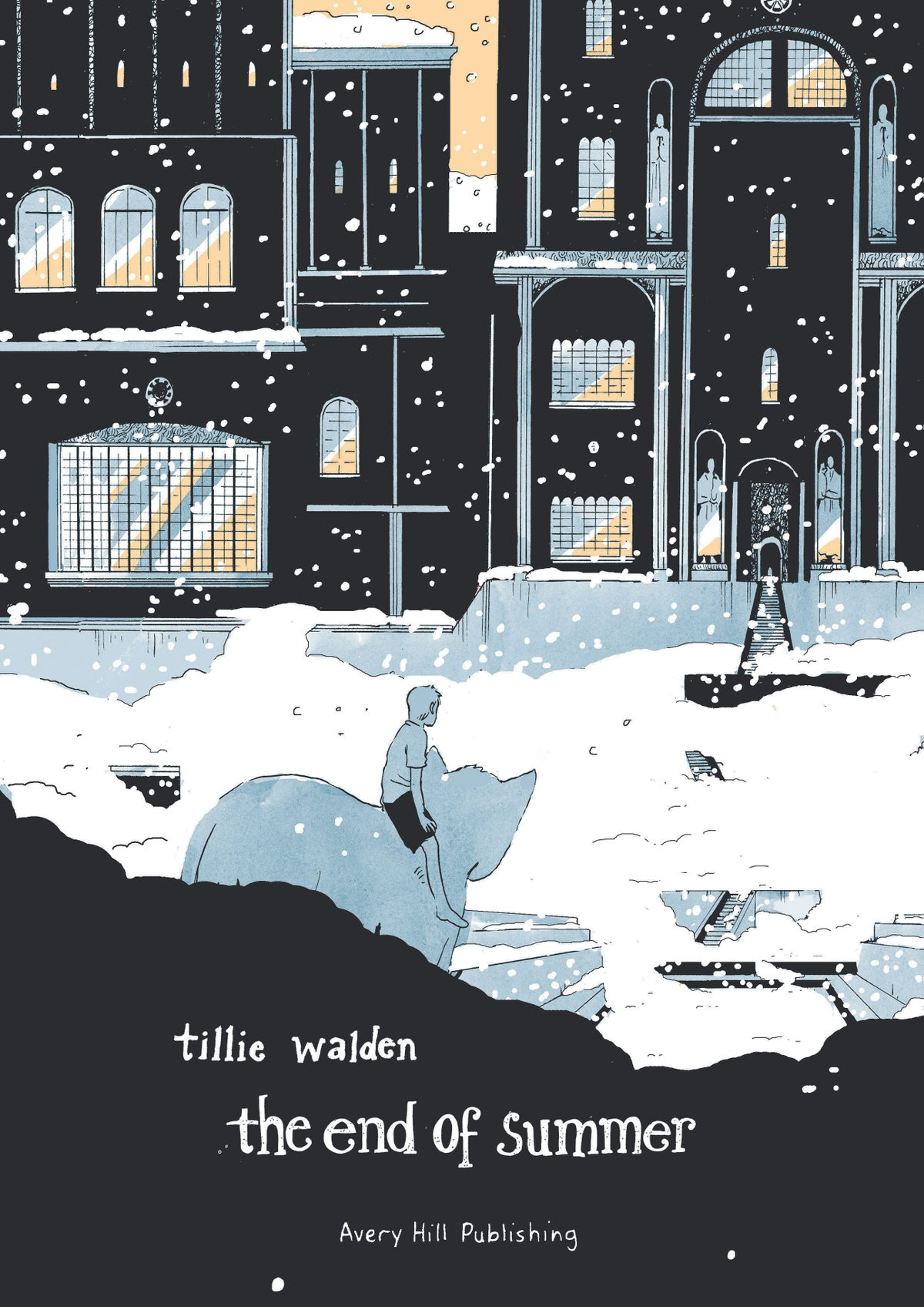 The End of Summer (New Edition) by Tillie Walden
