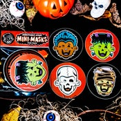 Image of Mini Masks Sticker Pack!