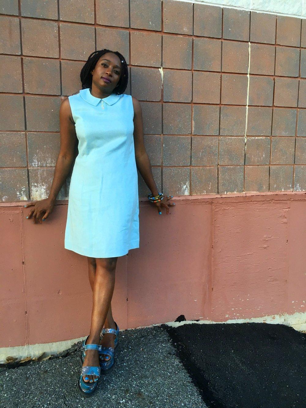 Image of 60s Mod Dress