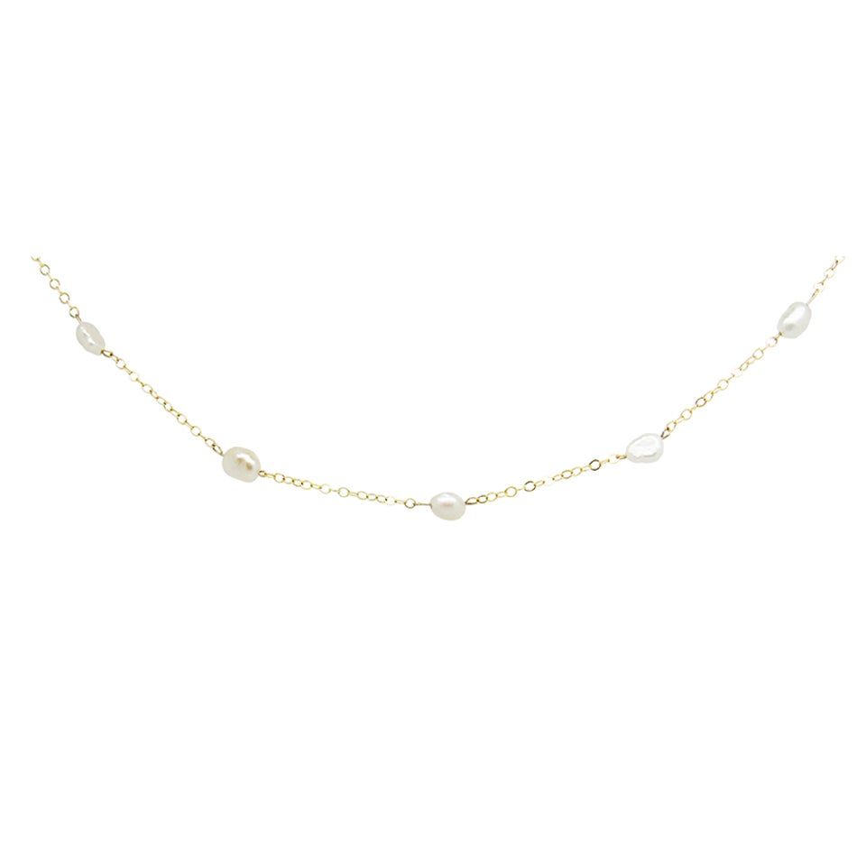 Image of Mother of Pearl Anklet