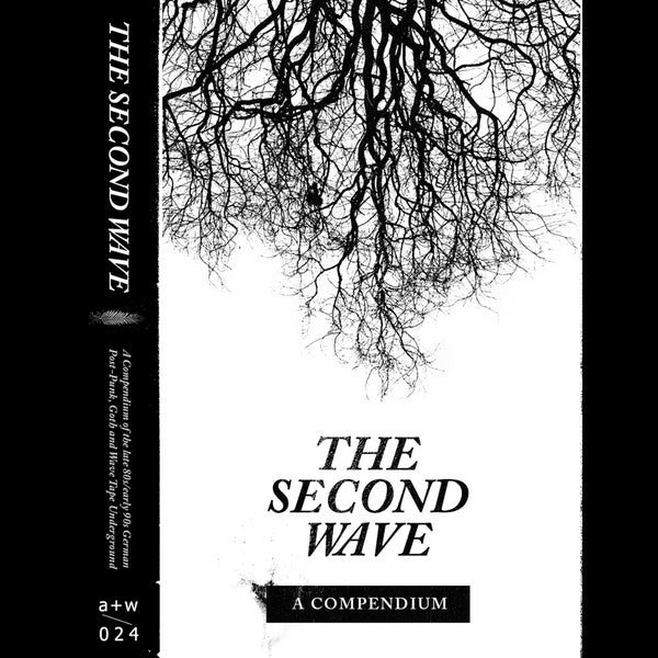 Image of [a+w 024] V.A. - The Second Wave TAPE
