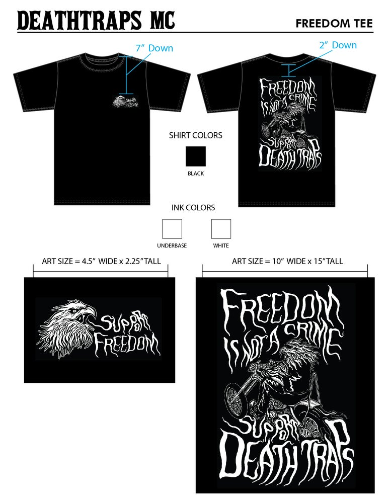 Image of Freedom Shirt
