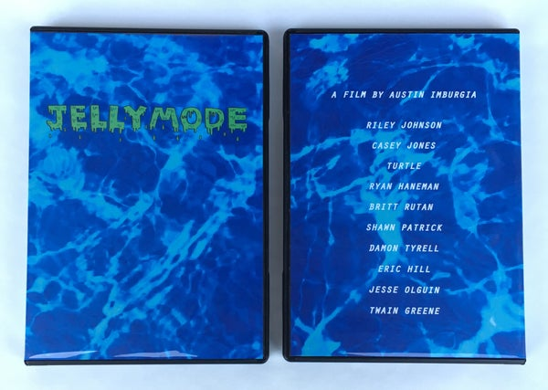 Image of Jelly Mode DVD