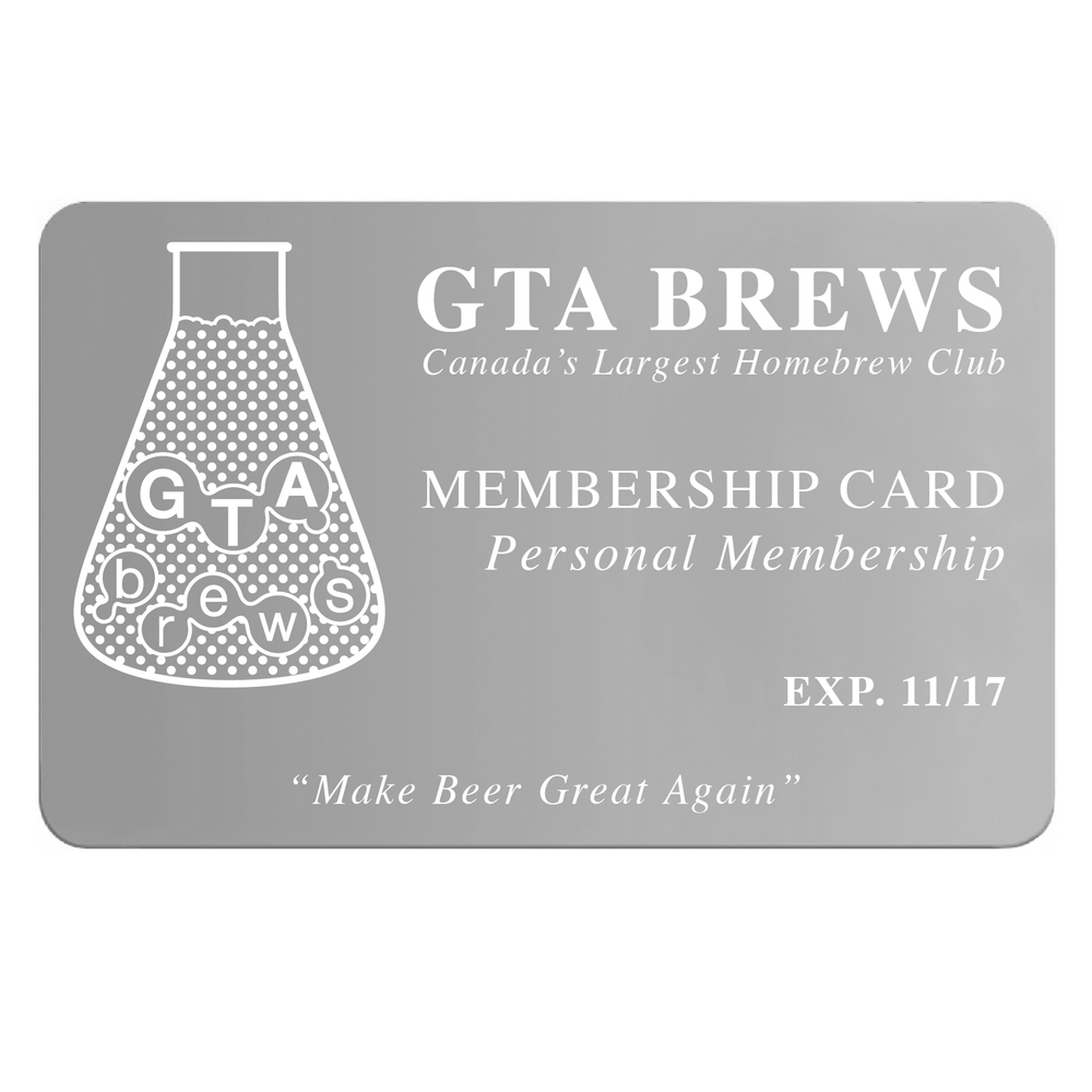 Image of Personal Membership (2016-2017)