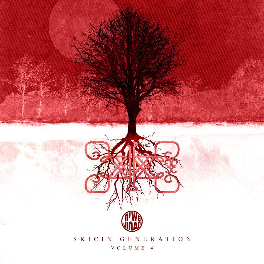 Image of Skicin Generation // Volume 4 CD