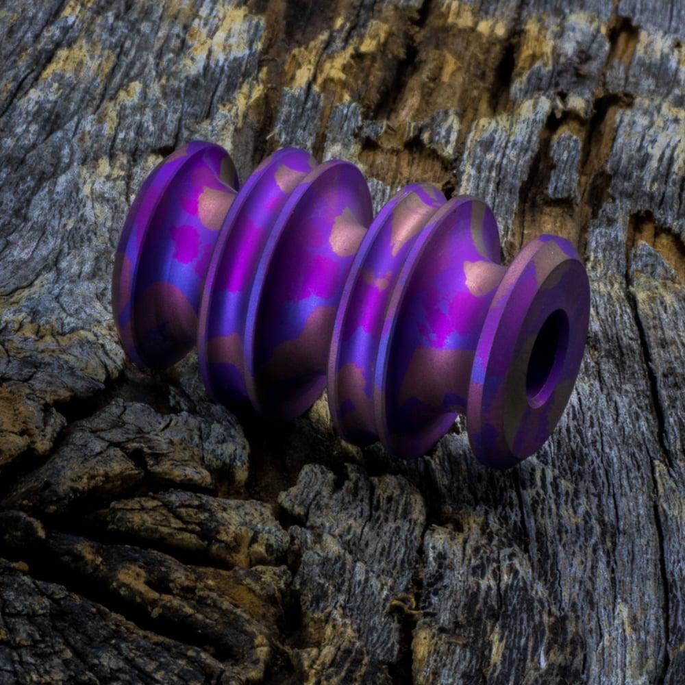 Image of Kraken Pink Camo bead #1