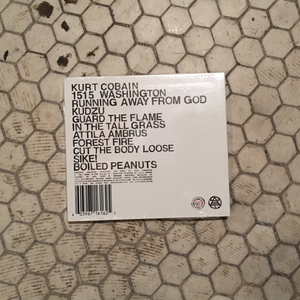 Image of Cut The Body Loose CD