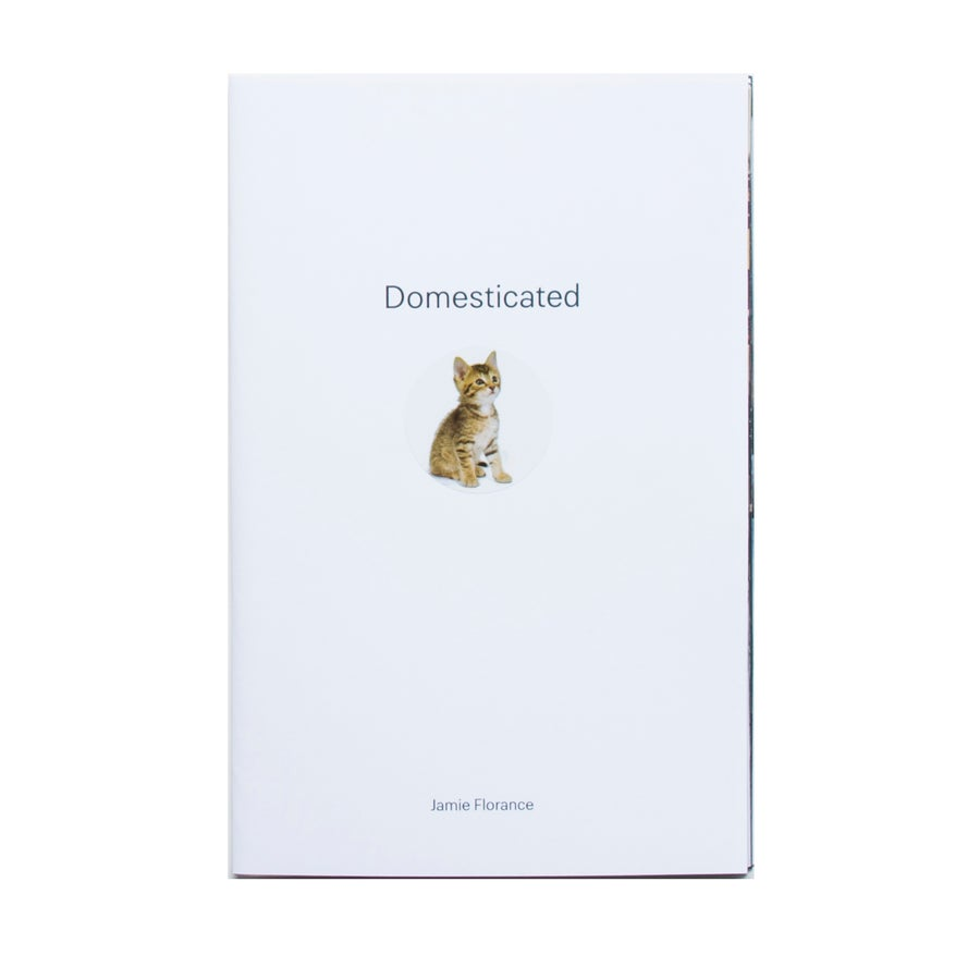 Image of 'Domesticated' Pet Photography Zine