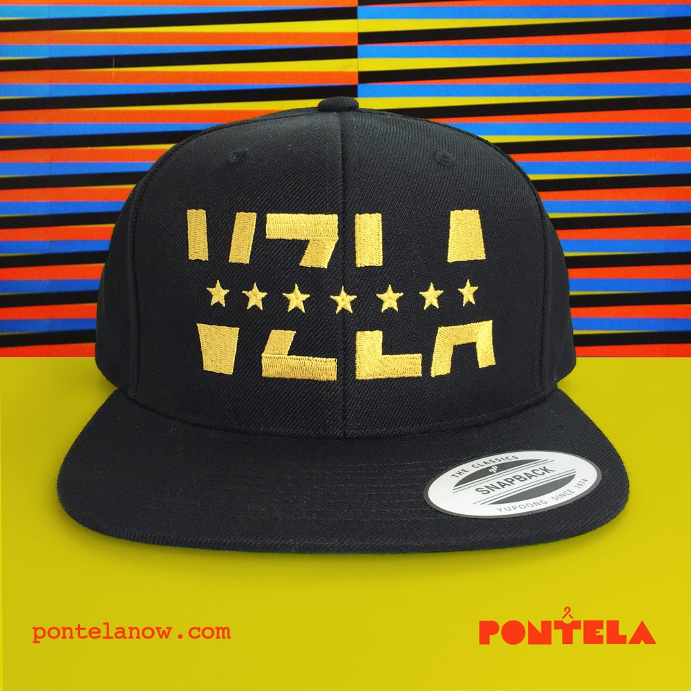 Image of VZLA Black/Gold