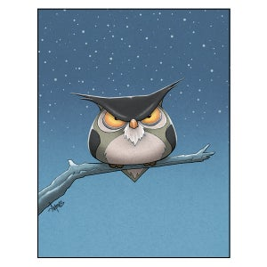 "Image of ""Owl"" Print"