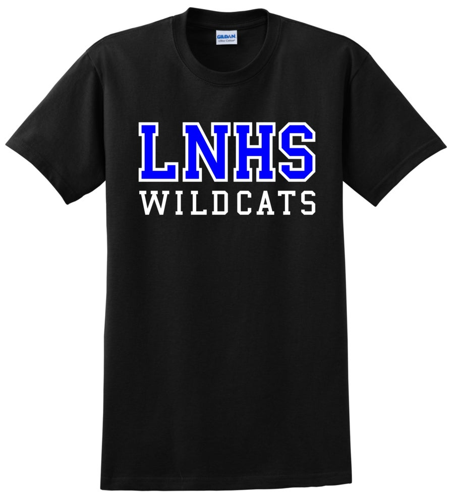 Image of LNHS Short Sleeve tee - 2 color options