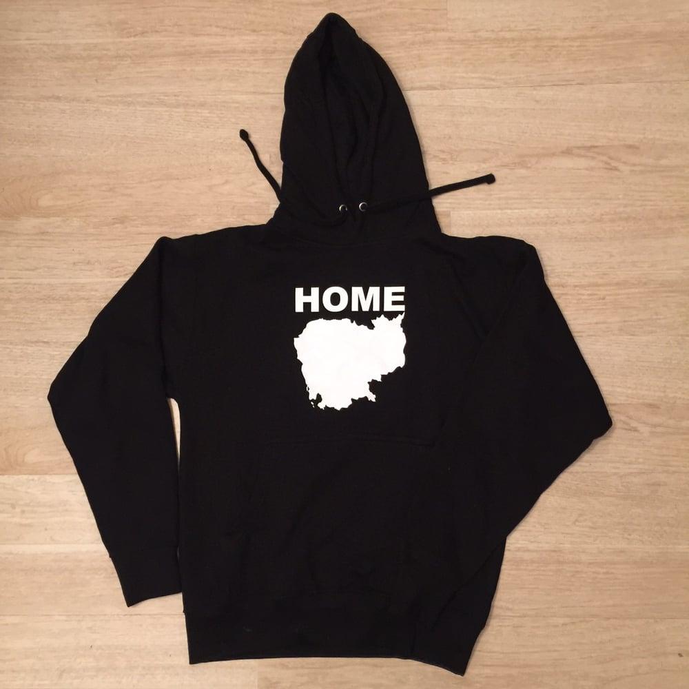 Image of HOME HOODIE