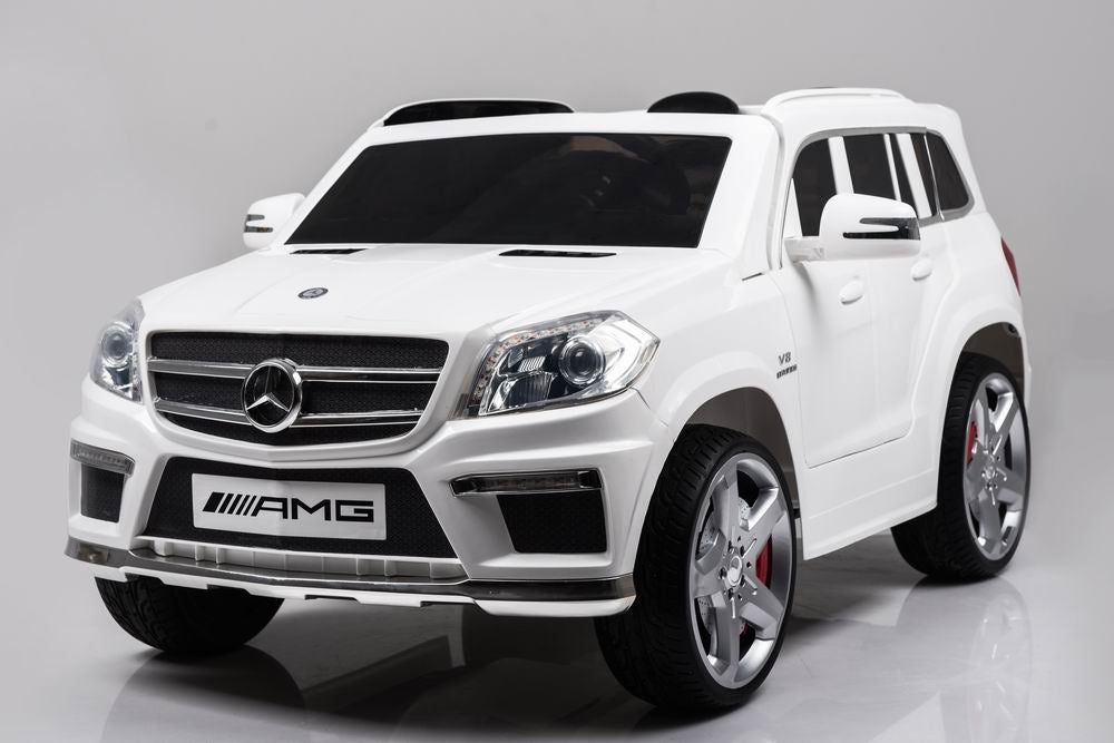 Licensed Mercedes Benz Gl63 Amg Children Battery Car