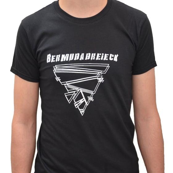Image of Bandshirt (schwarz/weiß)