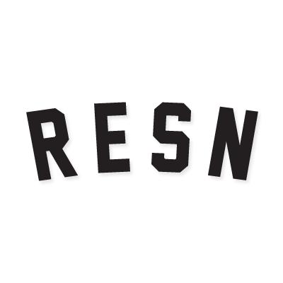 Image of Basic RESN Sticker