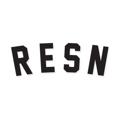 Image of Basic RESN Sticker