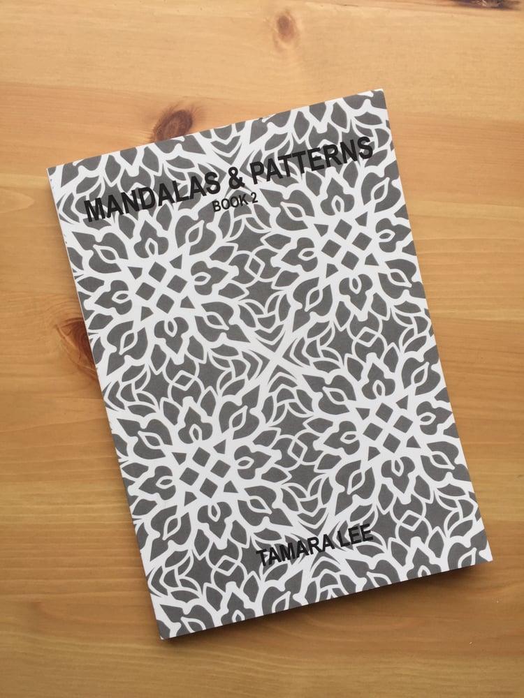 Image of Mandalas & pattens book2