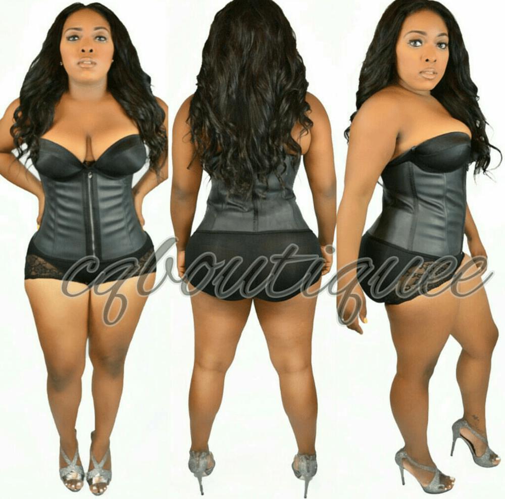 Image of Cq corset 2 row