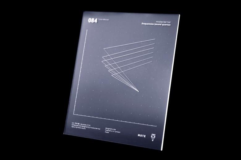 Image of Nicolas Bernier - Frequencies (Sound Quanta)
