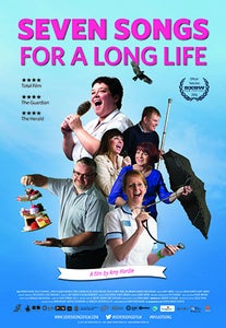 Image of SEVEN SONGS FOR A LONG LIFE | Public Libraries & Palliative Care