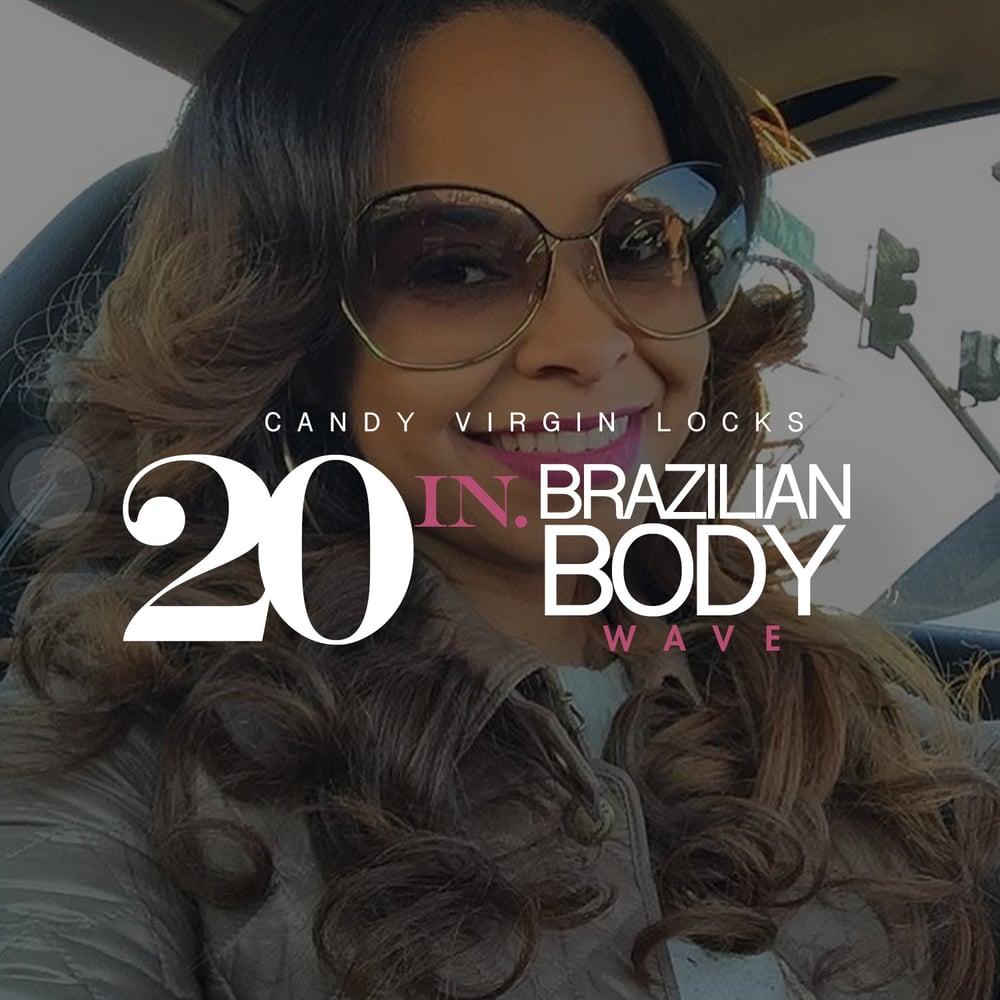 """Image of 20"""" Brazilian Body Wave"""