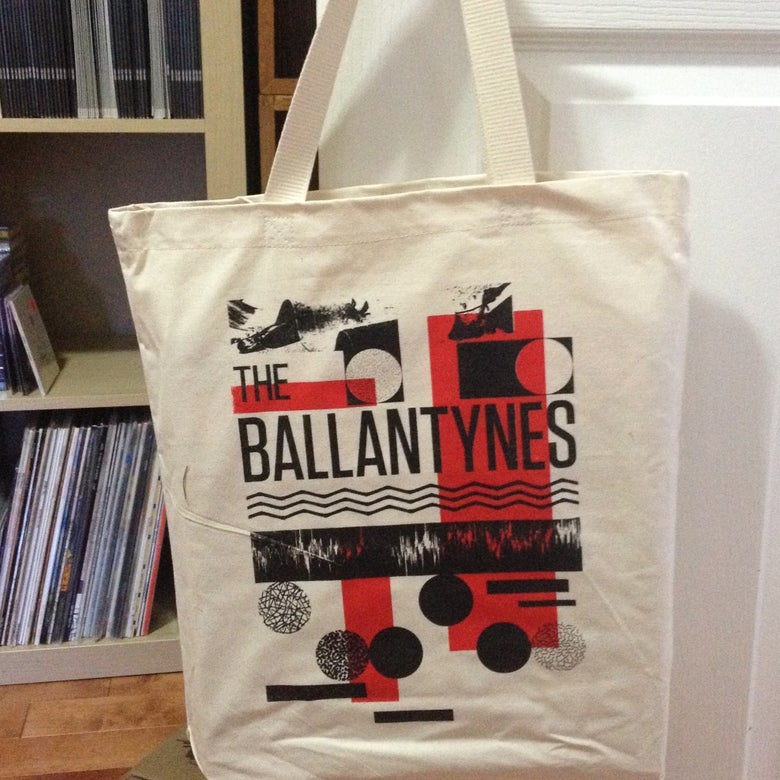 Image of The Ballantynes Tote Bag!