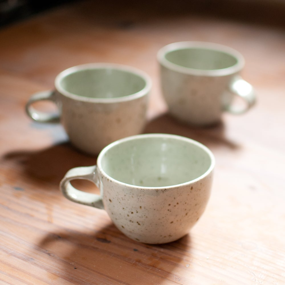 Image of Sea Green Cup