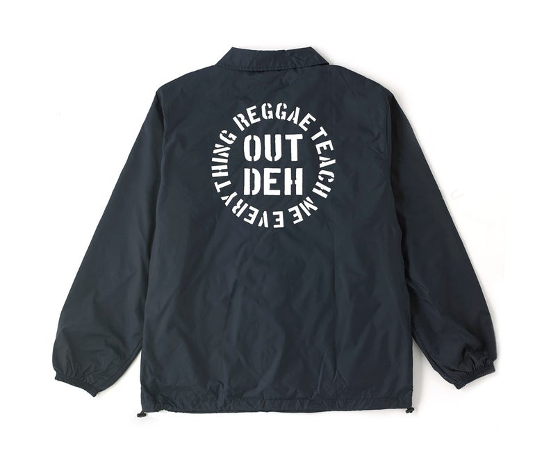 Image of Out Deh x RTME Jacket Navy