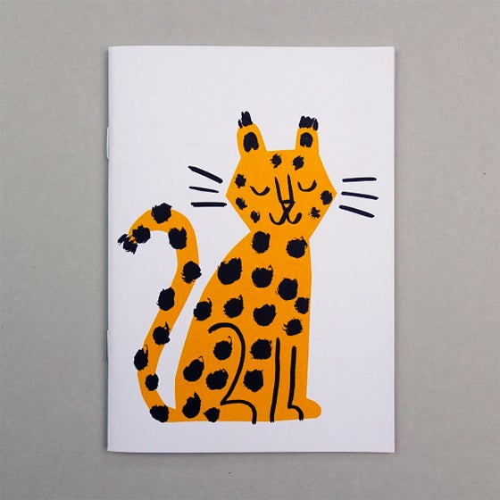 Image of Notebook | Leopard