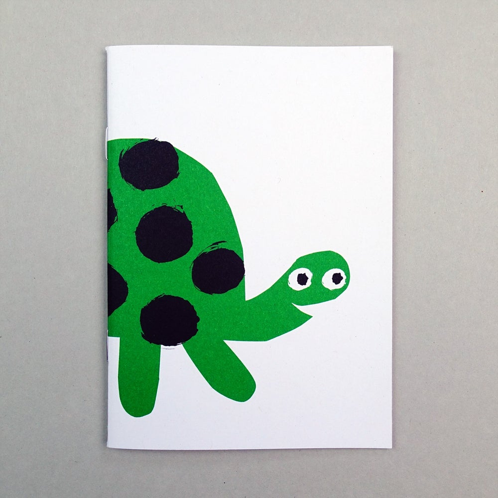 Image of Notebook | Tortoise
