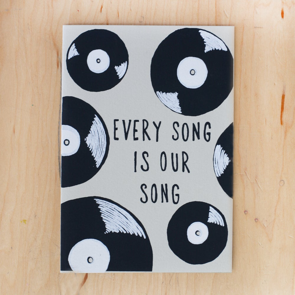 Image of Every Song is Our Song