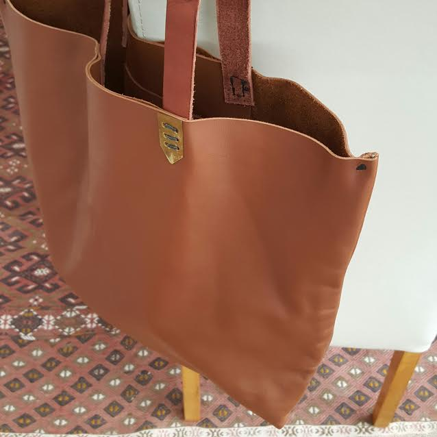 Image of Fez tote
