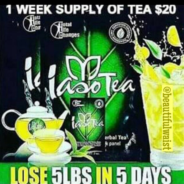 Image of Detox Tea 1 Week Supply